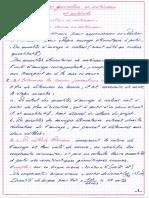 Cours N 02 Les Besoins Journaliers en Matériaux Et Matériels