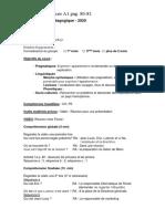 Cours-Francais Fiche Pédagogique3