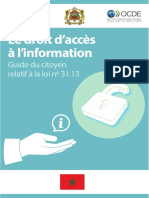 Guide Acces Information 2020 Fr