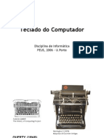 teclado teclas e funções