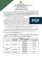 1. Comunicado 001-2021 _ Convocação Cursistas Remanescentes _ CAS 2020