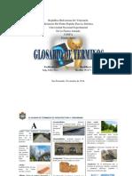 Glosario de Terminos de Arquitectura y Urbanismo