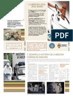 TRIFOLIO DE HISTORIA DE LA M,EDICINA FORENSE