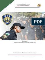 Apostila CFS 2020 - Direito Administrativo Disciplinar Militar EAD