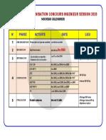 3- Calendrier concours ingénieur 2020 site web OK