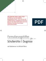 Formulierungshilfenbuch-Beispielseiten
