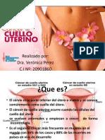 Seminario Cáncer de Cervix