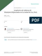 Herrera_Grandez_2012_equivalencia terapeutica tabletas diazepan en Ica peru