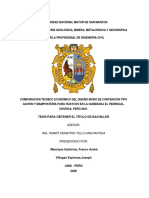 PROYECTO TESIS- COMPARACION TECNICO ECONOMICO DEL DISEÑO DE CONTENCION TIPO GAVION Y MAMPOSTERIA PARA HUAYCOS EN LA QUEBRADA EL PEDREGAL