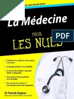 Medecine Pour Les Nuls