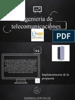Implementacion de telecomunicaciones