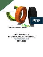 GESTION DE LOS INTERESADOS DEL PROYECTO seminario