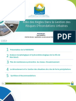Presentation Protection de La Ville Contre Les Inondations RADEEMA 8