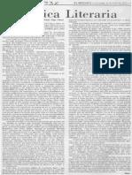 Crónica literaria sobre la parapsicología