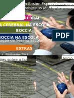 Aplicação Boccia e Paralisia Cerebral na Escola - Tiago Ribeiro