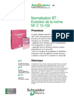 Norme Bt c15100hd
