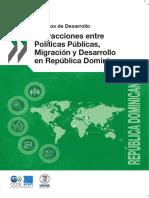 Migraciones Republica Dom