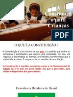 A Constituição Para Crianças