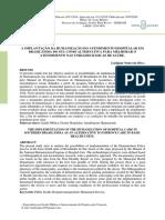 Silva - A Implantação Da Humanização Do Atendimento Hospitalar Em Brasilândia Do Sul 2020