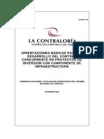 Orientaciones Basicas Para El Desarrollo Del Control Concurrente-Infraestructura