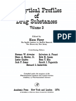03 Analytical Profiles of Drug Substances, Vol 03