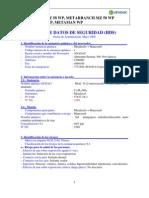 HDS_Metalaxil_MZ58WP