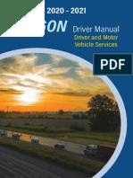 OREGON Driver Manual