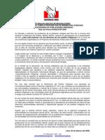 adjunto derechos indígenas