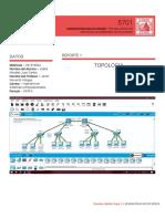 Practica 3 - Topologia