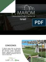 P, MAROM - SISTEMA DE LECHUGA HIDROPONICA spanish