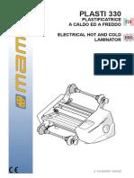 manual laminator