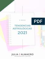 56. Julia Almagro - Tendencias Astrológicas