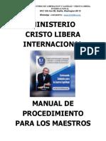 2 - Manual Procedimiento Docente