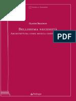 Bragdon Bellissima Necessità. Beautiful Necessity Intro