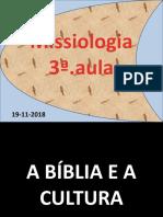 MISSIOLOGIA-aula 3-2018