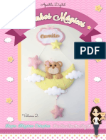 Sonhos Mágicos Menina - Laços Mágicos (1)