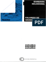 (Estudos_ 155) Bárbara Heliodora - Falando de Shakespeare-Editora Perspectiva_ FUNARTE, Cultura Inglesa (1997)