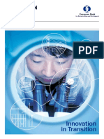 EBRD Transition Report 2014