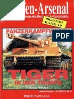 WAHL19 - Der Panzerkampfwagen Tiger in der Truppe