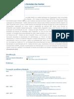 Currículo do Sistema de Currículos Lattes (Leandro Dorneles dos Santos)