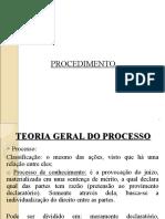 PROCESSO E PROCEDIMENTOppt