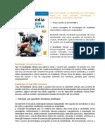 Multimédia e Tecnologias Interactivas - impressao
