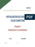Introduction à La Virtualisation