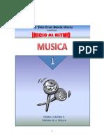 CARTILLA DE MUSICA