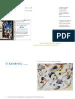 Astrattismo e Kandinskij