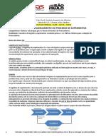 Atividade ADM - 1 MOD -  PLANEJAMENTO DO PROCESSO DE SUPRIMENTOS
