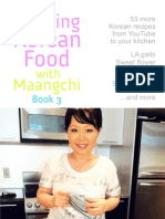 Cooking Korean Food With Maangchi - Book 3 (revised 2nd edition)