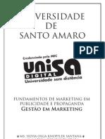 Apostila FUNDAMENTOS DE MARKETING