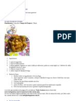 receitas de polenta frita