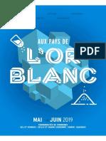 ESCALE_Progr_AUX PAYS DE L OR BLANC mai 2019